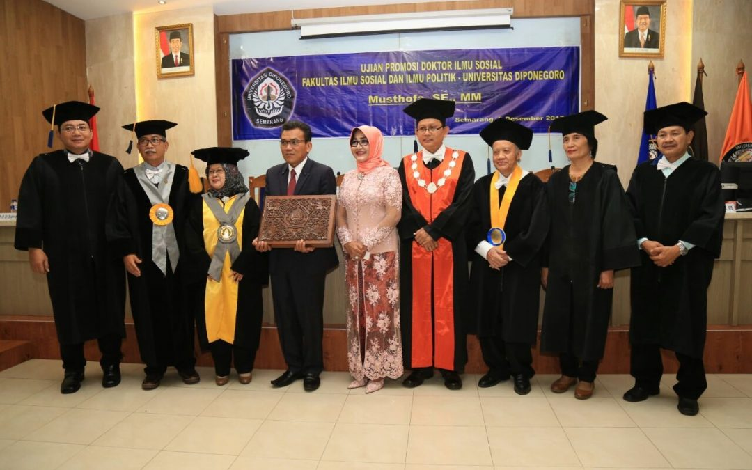 UNDIP Doctoral Program In Social Science Offers Two Concentrations: Politics and Business Administration